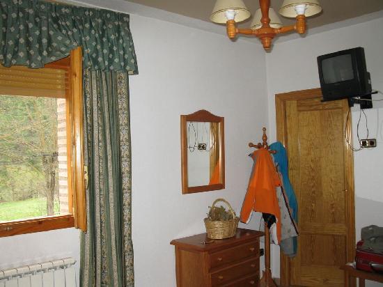 Hotel Rio Madera: Vista desde la habitación 2