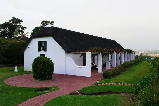 Paarl, Sudáfrica: Where our room was