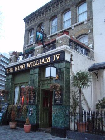 King William IV: hotel