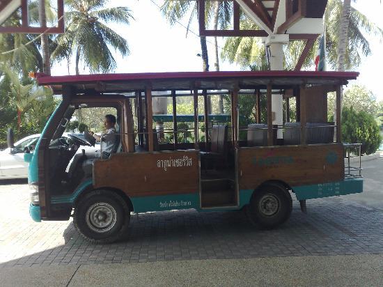 LHC Phuket Resort: The Shuttle Bus