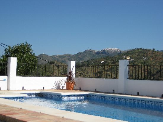 Casa Colina: View from the pool