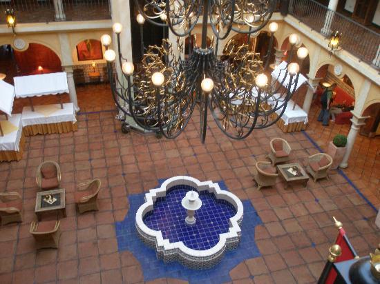 """Hotel """"El Andaluz"""" Europa-Park: Hall"""