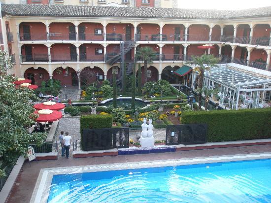 "Hotel ""El Andaluz"" Europa-Park: Swimming Pool"