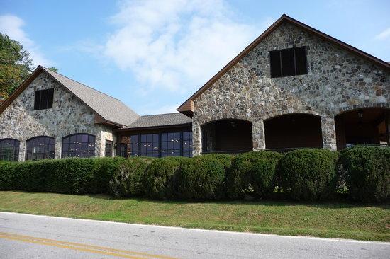 Dillard House: Restaurant