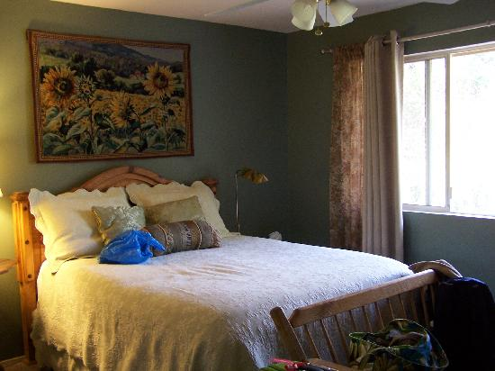 Sequoia River Dance B&B: Our room
