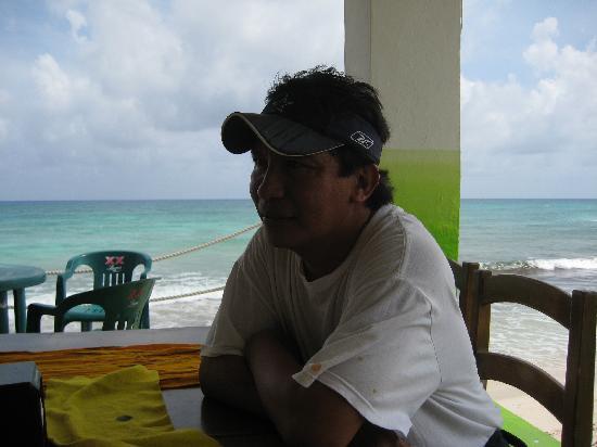 Playa Bonita: Willie