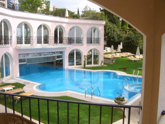 Hotel Miramar: Wellnesshaus