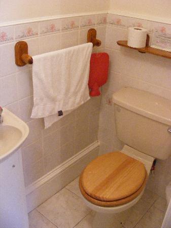 Raniven Guest House: en-suite