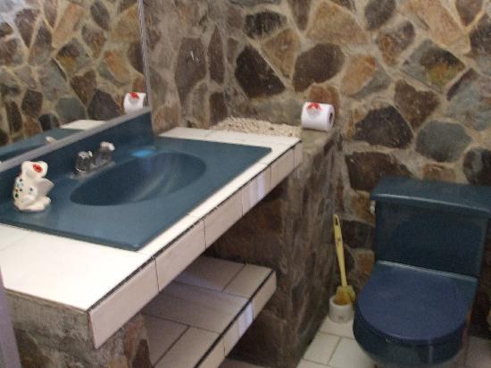 Hotel Villa Creole: bathroom