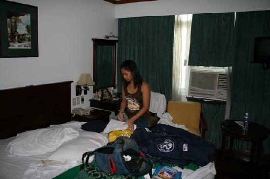 Citystate Tower Hotel: chambre à 2000 Pesos