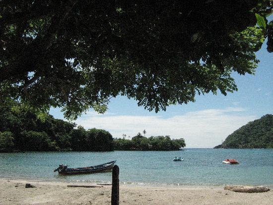 Capurgana, Colômbia: Playa tranquila
