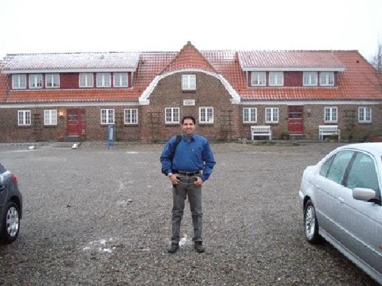 Hotel Nørre Vinkel: Just outside the Hotel