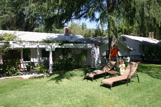 Pepper Tree Retreat: House