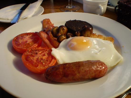 The Sportsman Inn: Now this is what I call a Breakfast!
