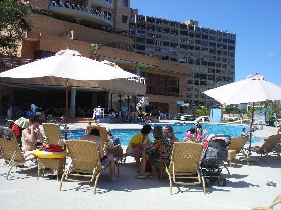 Marriott Venezuela Playa Grande: La Piscina