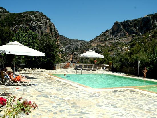 Enagron Ecotourism Village: swimming pool