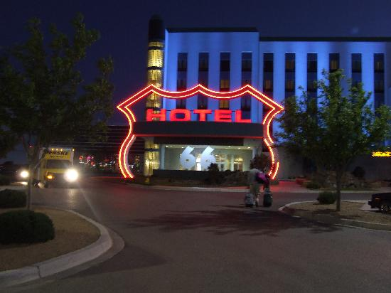 Route 66 Casino Hotel: DO NOT stay here if you're looking for good service
