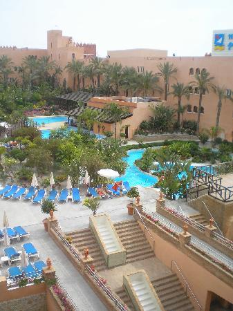 Playacalida Spa Hotel: las vistas aereas