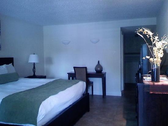 Tahitian Inn Hotel Cafe & Spa: great room