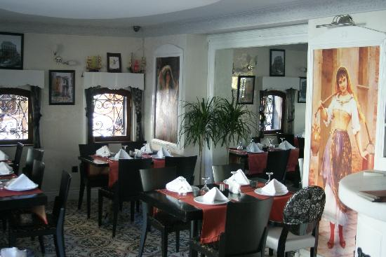 Hotel Sultansaray: Ground floor of the restauarnt