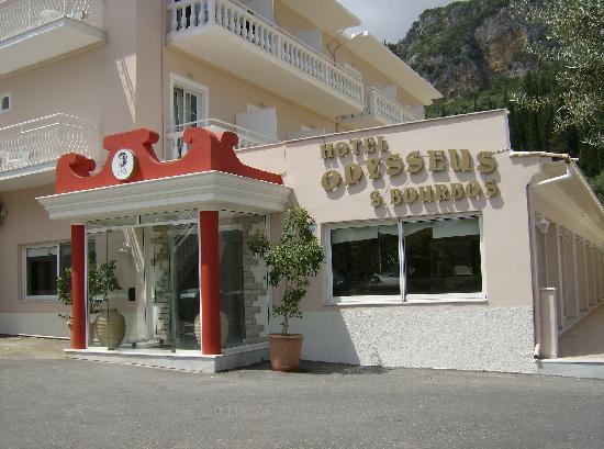 Odysseus Hotel: The hotel