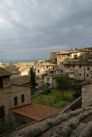 Fabio Apartments San Gimignano: View from apartment Il Duca