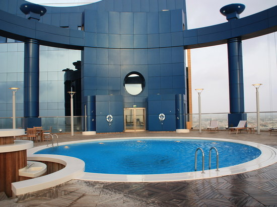 Rosewood Jeddah : Swimming pool