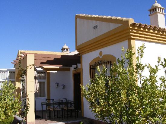 Hotel La Cumbre: Country Club