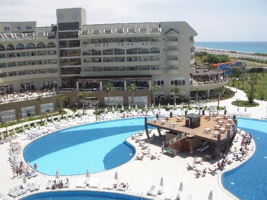 Amelia Beach Resort & Spa: Vue de la chambre