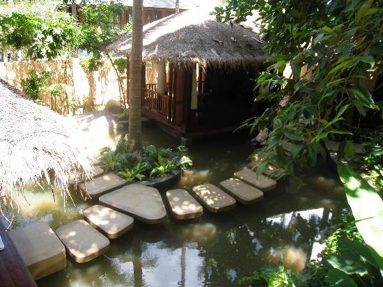 Anantara Rasananda Koh Phangan Villas: The gorgeous Spa
