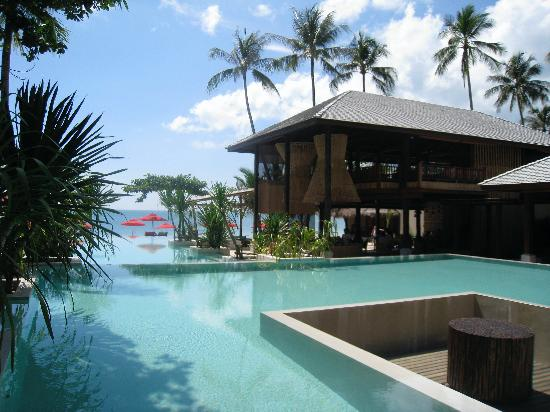 Anantara Rasananda Koh Phangan Villas: Pool