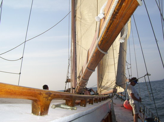 Patricia Belle - Sail Bandido: this was on may 10th 2009--Great sailing