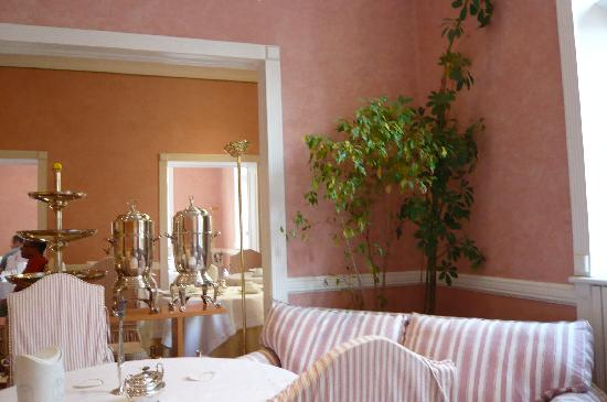 Marghera Hotel: cozy breakfast room