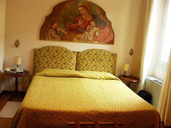 Hotel Torcolo: Our room