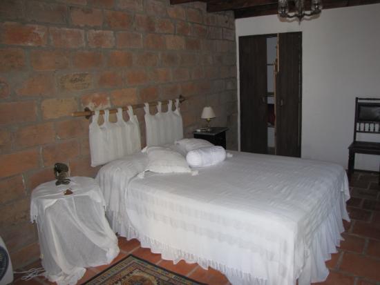 Castillos, Uruguay: our room
