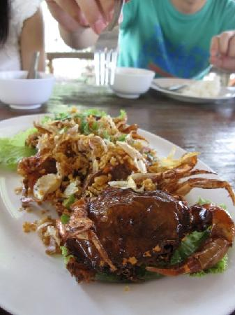 Chanthaburi, Thailand: Food