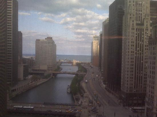 Trump International Hotel & Tower Chicago: View from 14th floor pool