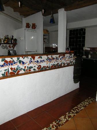 Quinta da Cerejeira: Indoor bar