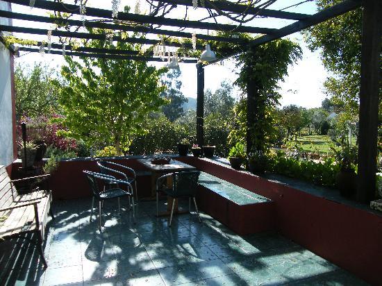 Quinta da Cerejeira: Outdoor patio area