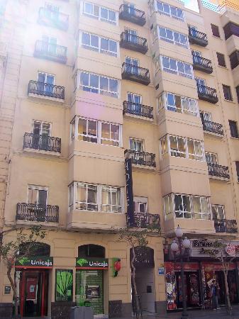 Hotel Rambla: Rambla