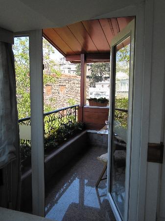 Garden House Istanbul : Terrace