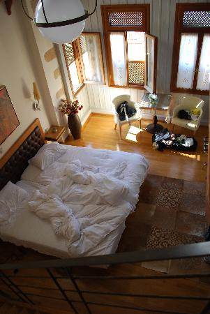 Ionas Boutique Hotel: Suite room