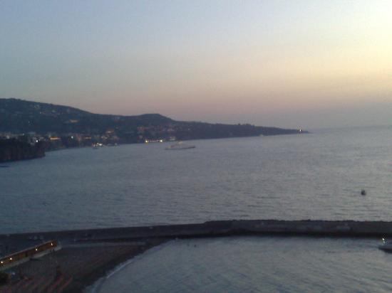 بانوراما بالاس هوتل: Vista desde el hotel