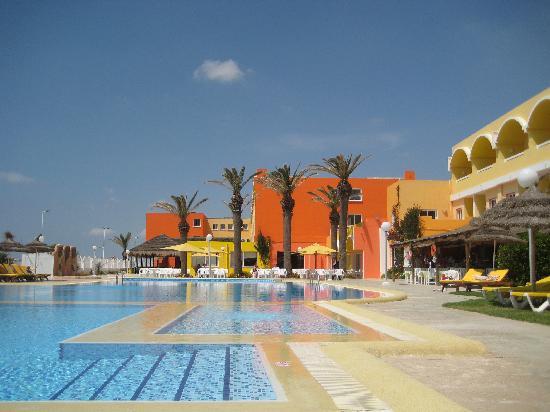 Caribbean World Nabeul: hotel agreable