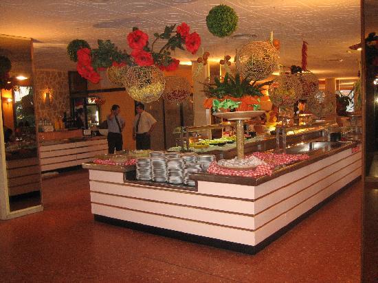 Hotel Samba: Restaurant
