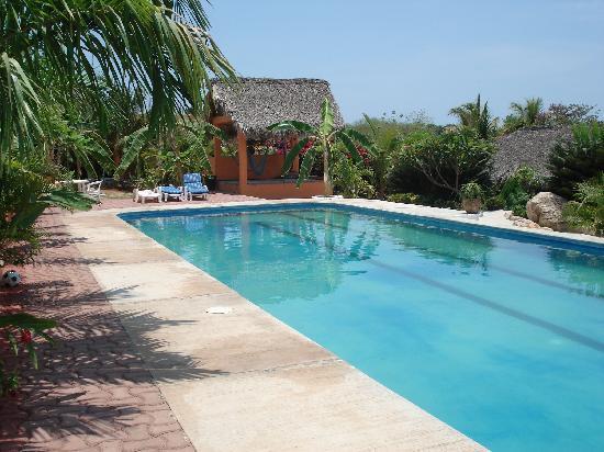 Sunset Point Resort: Swimming pool