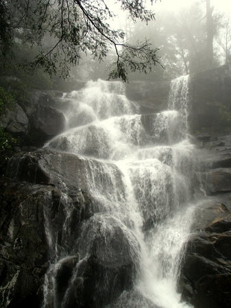 Great Smoky Mountains National Park, เทนเนสซี: Ramsey Cascades