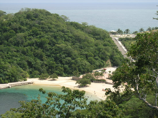 Huatulco, Messico: La Entrega from lookout