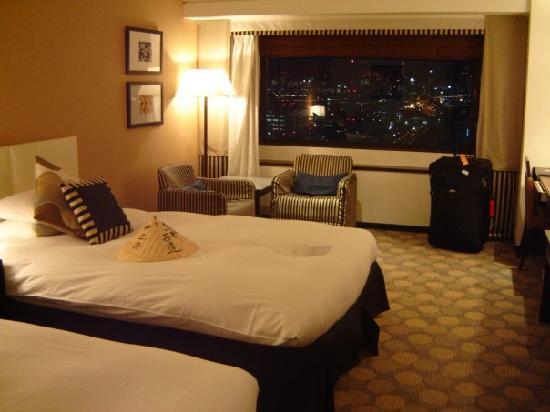 Japon : Portpia Hotel in Kobe