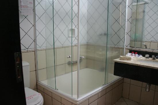 Nikkey Palace Hotel: The deeper bathroom I've ever seem!